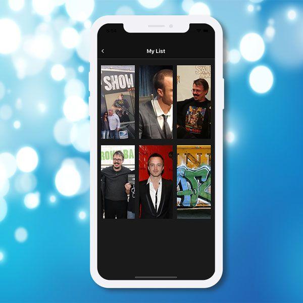 react-native netflix / video streaming app app