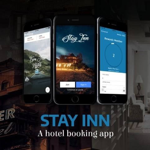 ionic 3 hotel booking app starter