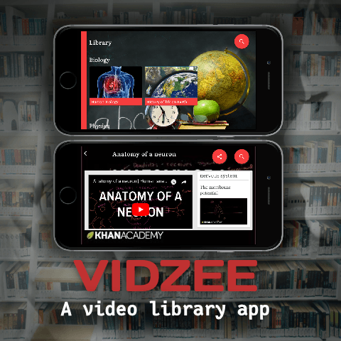 Online video course app/ E-learning starter (Ionic 3)