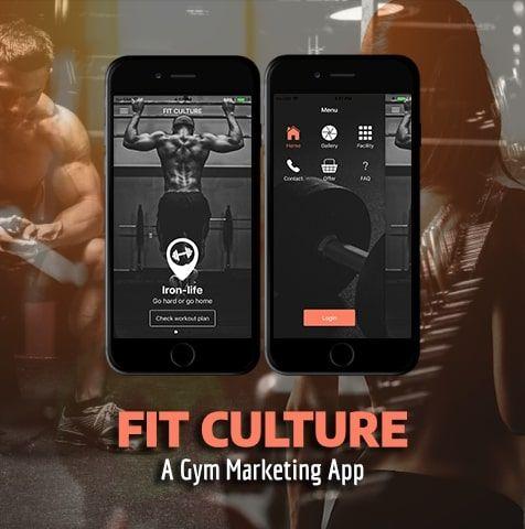 ionic gym | fitness | yoga app starter