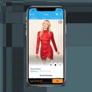 ionic 4 e-commerce app