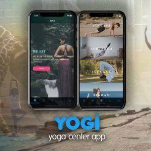 ionic 4 yoga starter app