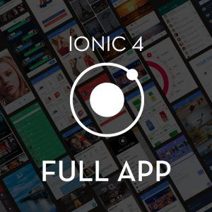 Ionic 4 Food Ordering app starter - Foodie – Enappd | Ionic, React