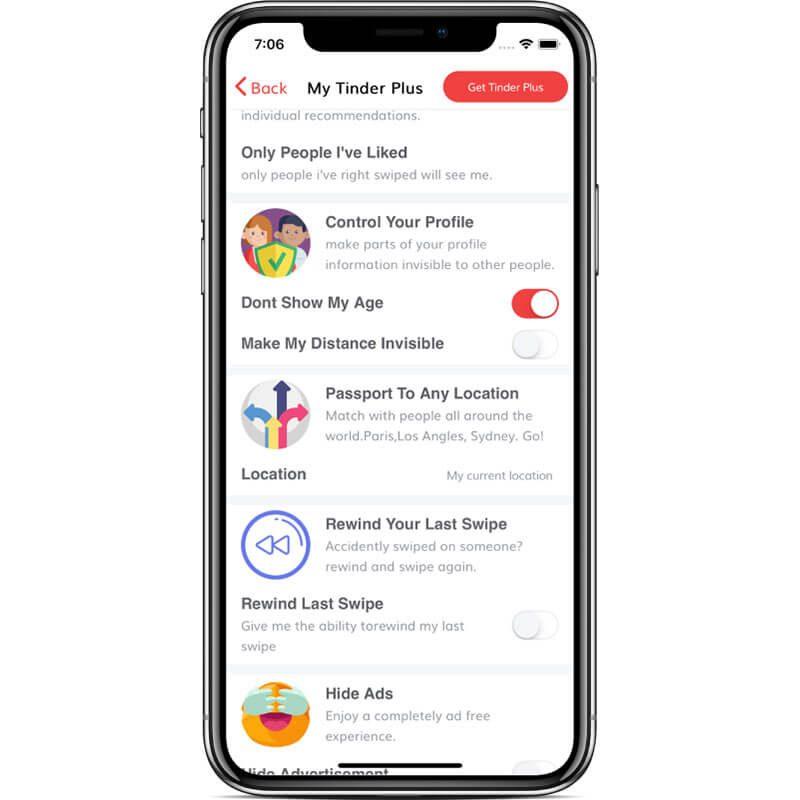Dating app starter (Ionic 4) - Tinder Clone