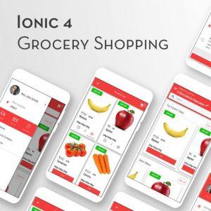 E-commerce app starter (Ionic 4) – Enappd