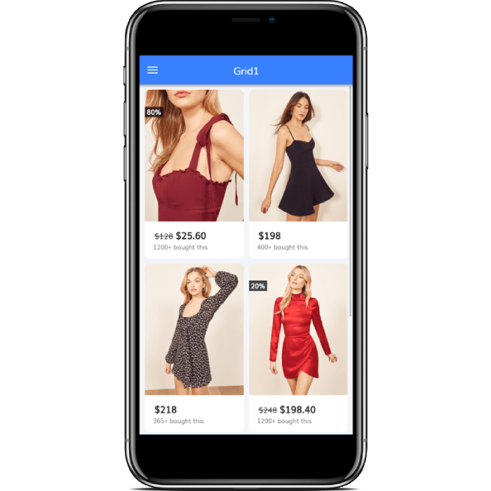 ionic 4 e-commerce app