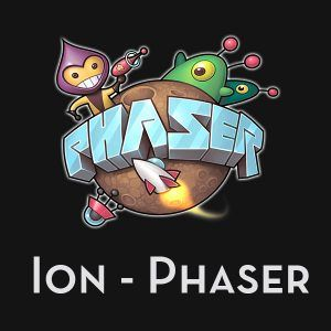 ionic 4 phaser game