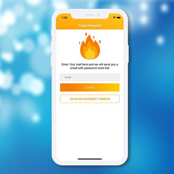 Ionic 4 ionic-react full app