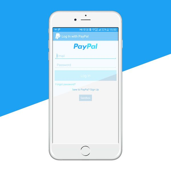 Ionic 4 Paypal free starter