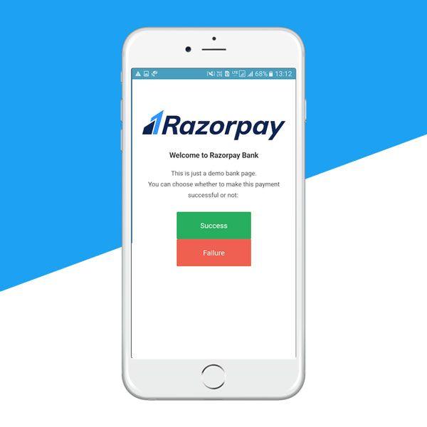 Ionic 4 RazorPay free starter