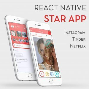 react-native star app
