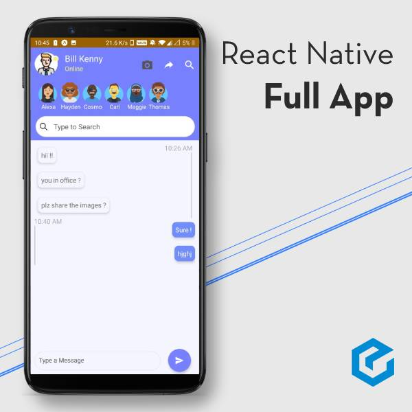 Mega Bundle Full apps - Ionic 4 , React Native & Flutter